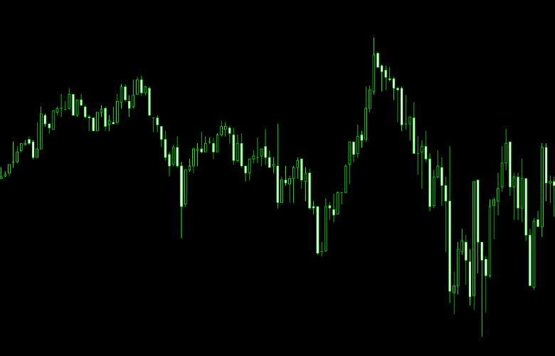 バイナリーオプションの取引で利用されるチャートのローソク足