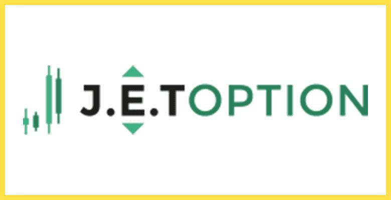 海外バイナリーオプション業者「ジェットオプション」のロゴマーク